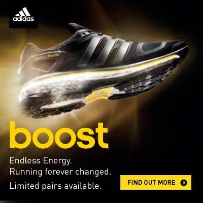 Join the Running Revolution with Adidas Energy Boost