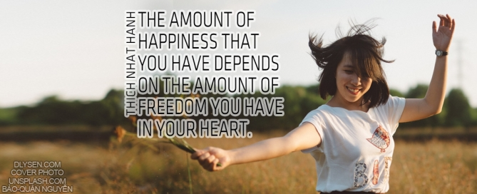 Freedom in your heart facebook cover photo quotes